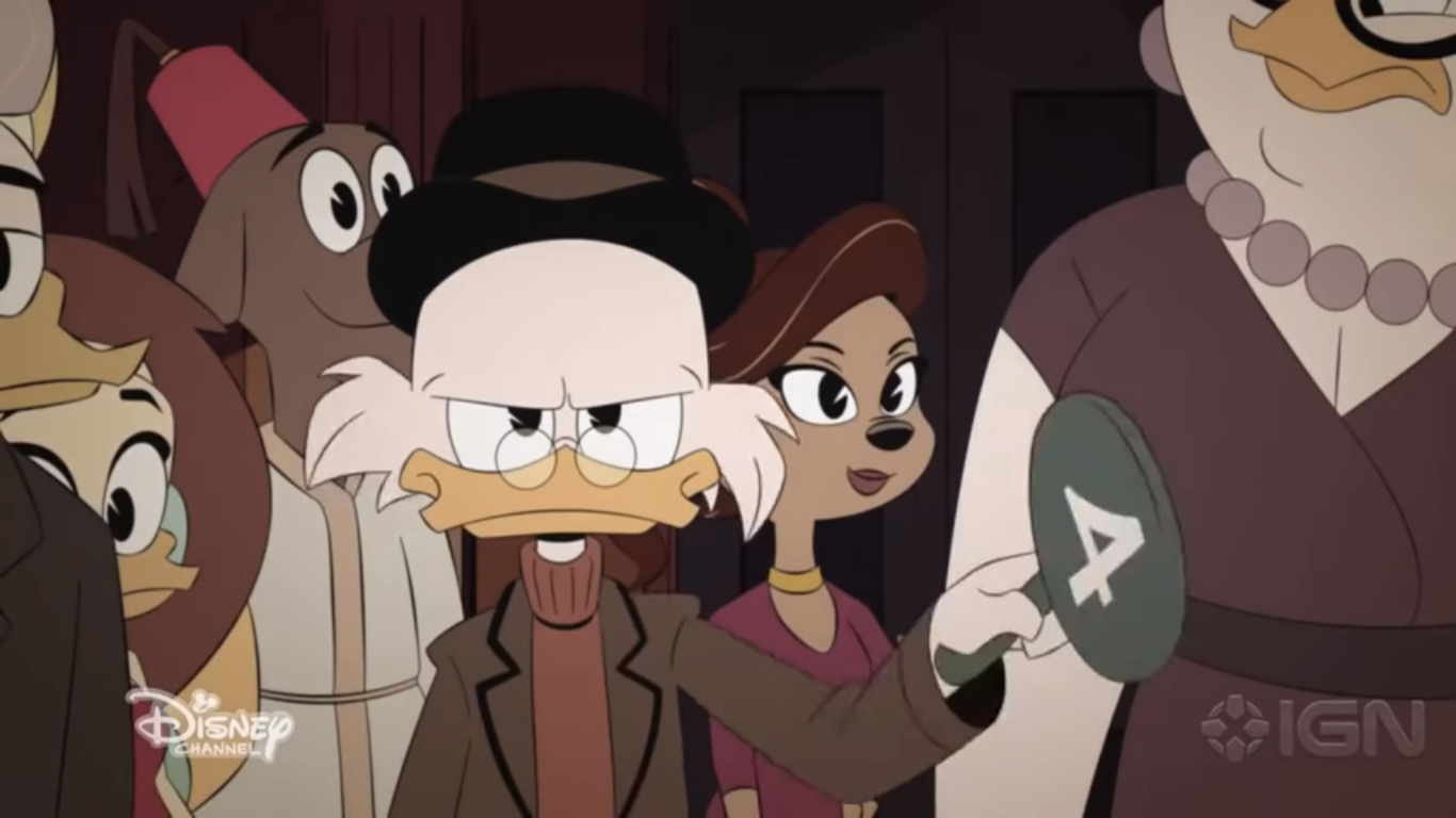 Video Preview Clip Of Saturday S New Ducktales Episode From The