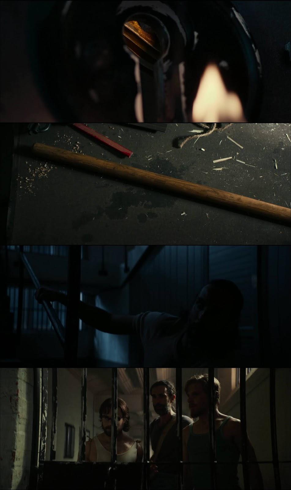 Fuga de Pretoria (2020) HD 720p Latino