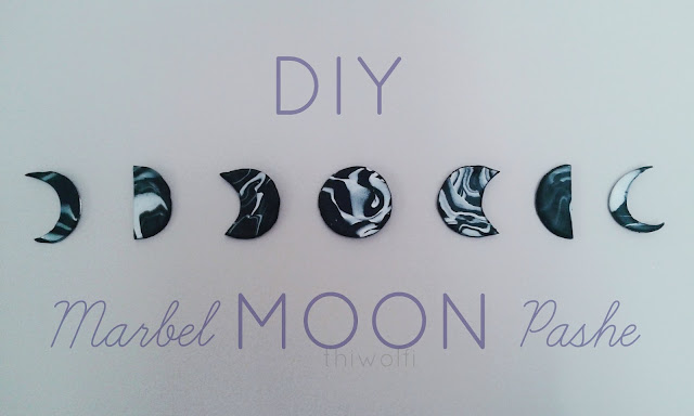 diy marbel moon phases the wolf