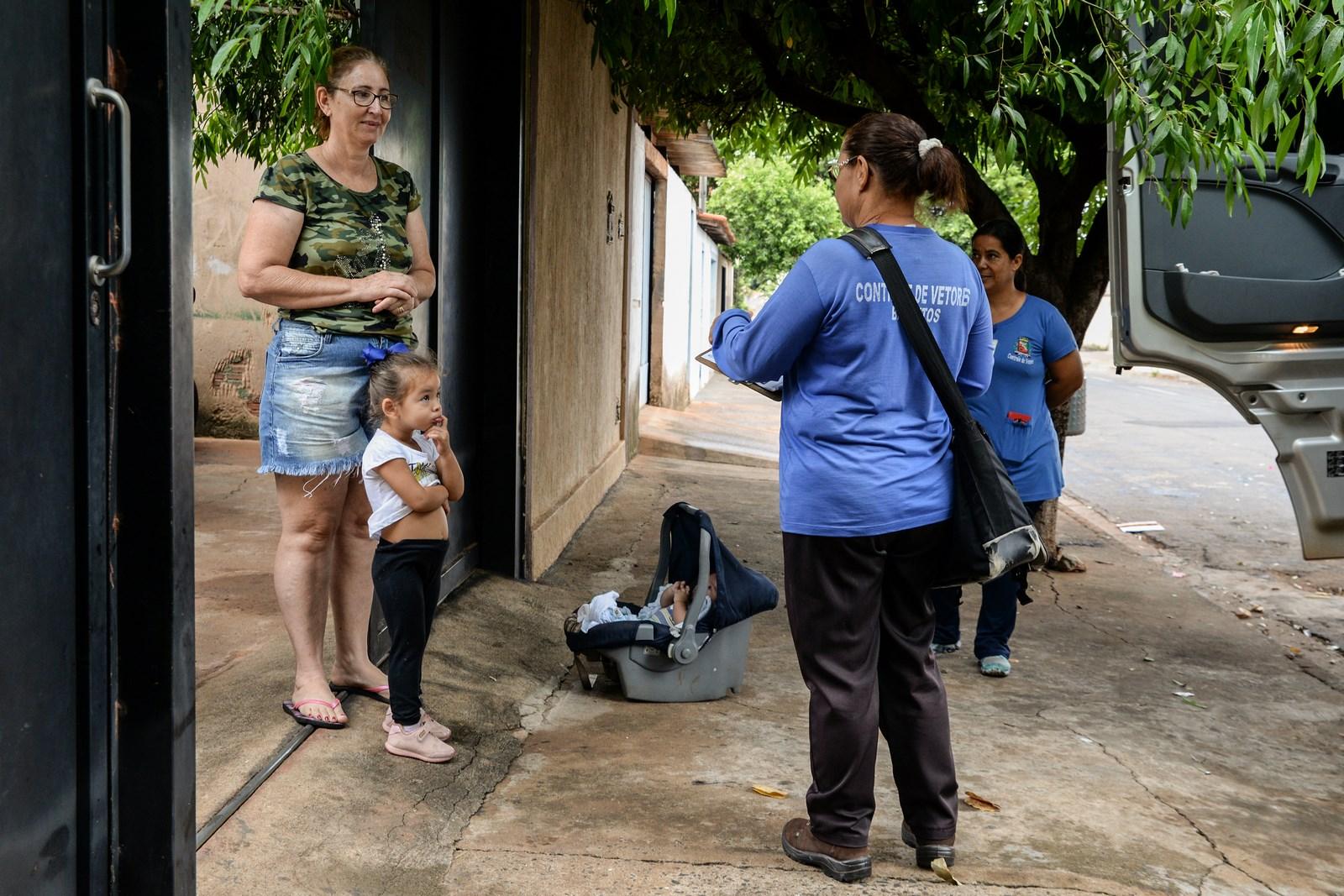 Barretos confirma 235 casos de dengue