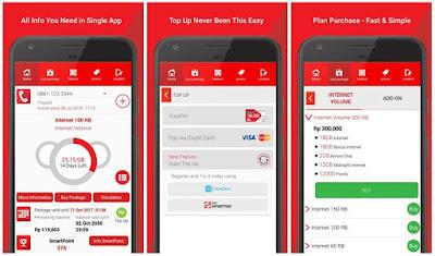 Aplikasi Android MySmartfren