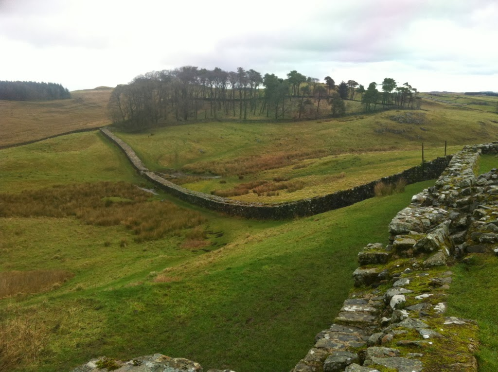 Hadrian's Wall Housesteads Fort