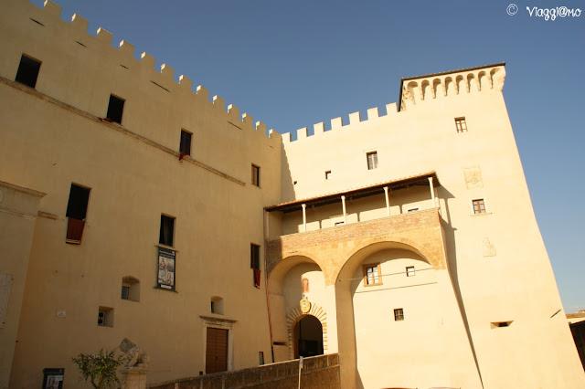 Il Palazzo fortificato Orsini di Pitigliano