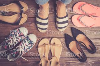 Shoes vastu tips