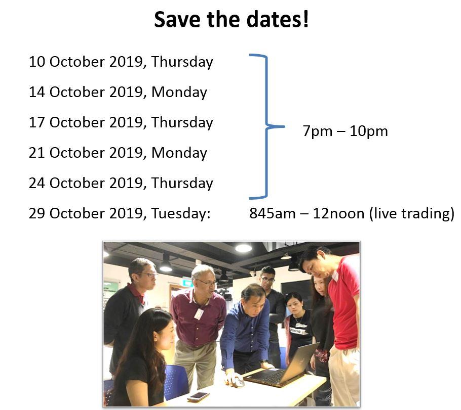 Robin Ho Smartrade: Market Outlook 3Q 2019 - Slides Download