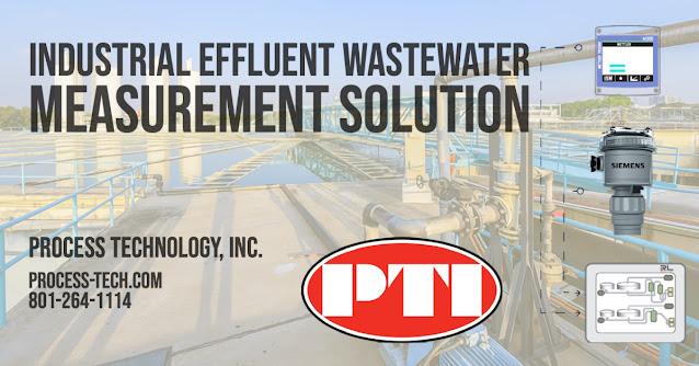 Industrial Effluent Wastewater Measurement Solution