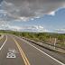 Mulher morre em acidente de moto na 'Curva da Barrinha', na BR 407 em Jaguarari