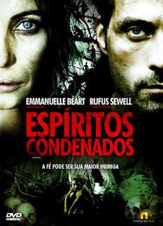 Espíritos Condenados - DVDRip Dublado