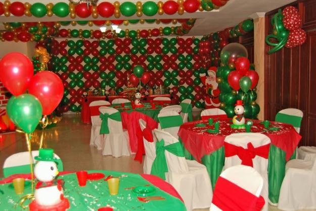 decoraci n navide a para fiestas infantiles imagui