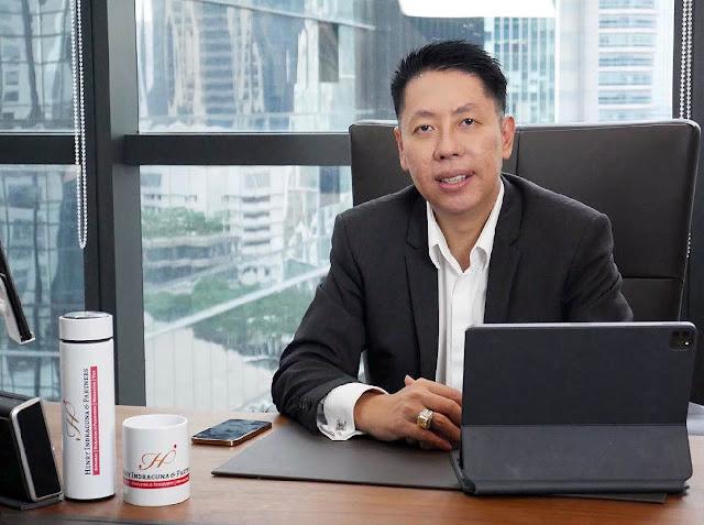 Lulus Pelatihan Konsultan Hukum Pertambangan, Henry Indraguna Raih Gelar CMLC