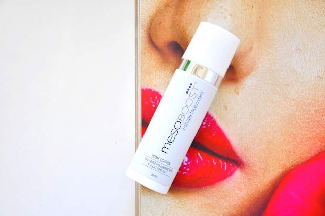 krem do twarzy mesoboost v-shape face cream 1,5% triple hyaluronic acid & v-lift complex