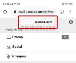 Panduan Cara Mengeluarkan Akun Gmail di HP dan PC Lengkap Dengan Gambar 3