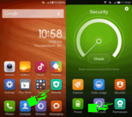 How To Hide Security Warning On Xiaomi Device