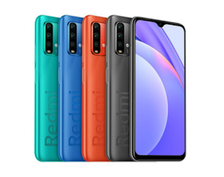 Xiaomi Redmi Note 9 4G (lime) Stock Firmware File Flash Android