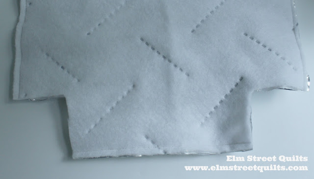 Elm Street Quilts Lunch Sack tutorial