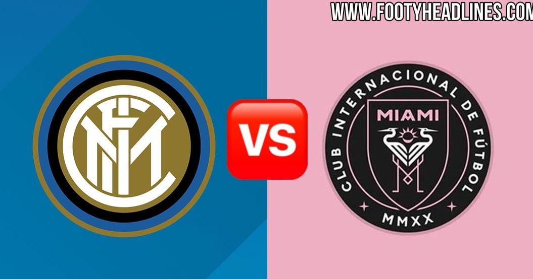 Inter Milan Starts Trademark Dispute Against New MLS Team Inter Miami CF - Footy Headlines