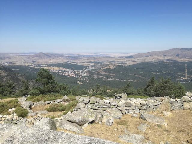 Vistas desde la Cabeza de Líjar