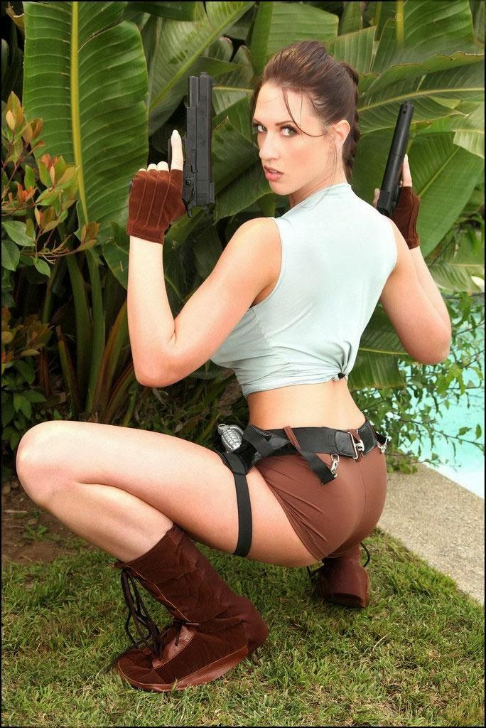 Lana Croft Nude Photos 66