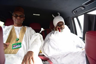 El-Rufai Reveals Why He Visited Sanusi In Awe, Declares Him A 'Global Citizen'
