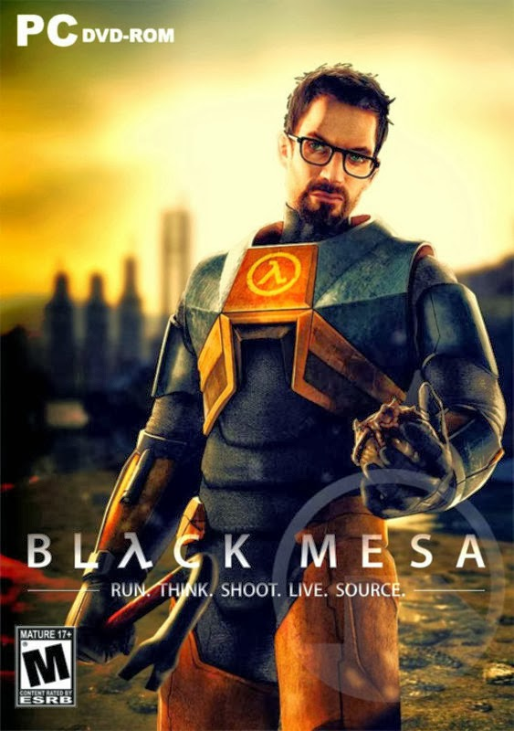Descargar Black Mesa PC Cover Caratula