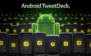Tweetdeck 1.0 Twitter Android app available for download