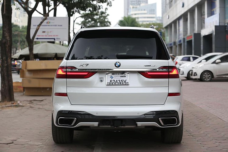 BMW X7 2020 'xách tay' về Việt Nam rẻ hơn chính hãng 1 tỷ đồng