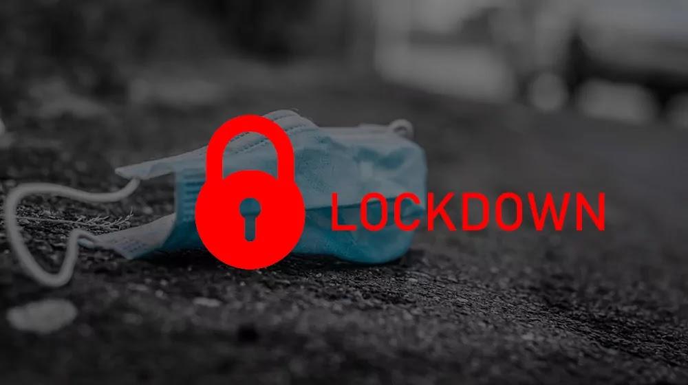 Coronavirus, Lockdown, Mask
