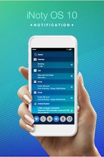 iNoty - iNotify OS 10 App