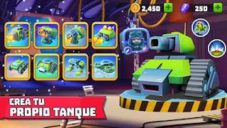 Descargar Tanks A Lot! MOD APK con Munición Infinita para Android Gratis 2