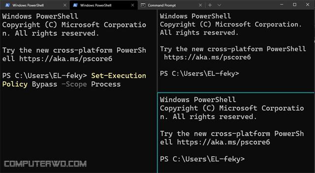 مميزات برنامج Windows Terminal الجديد لويندوز 10 16