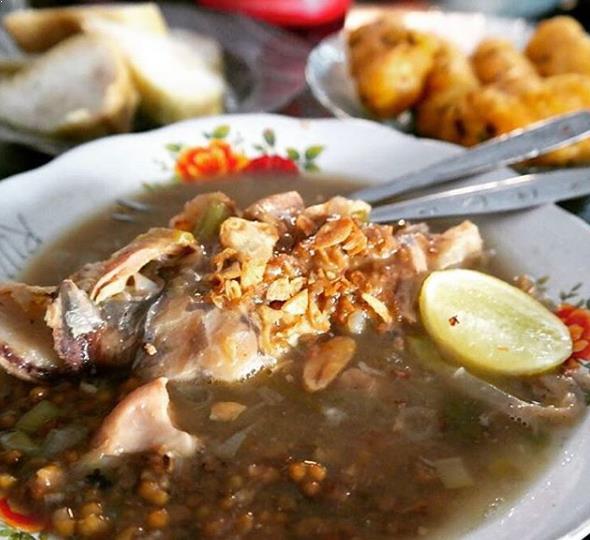 makan khas daerah madura