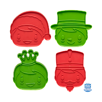 FREDDY FUNKO HOLIDAY COOKIE CUTTERS (SET OF 4) FOTO 1