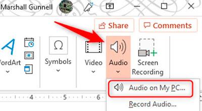 Cara Mudah Menambahkan Musik Dan Lagu Ke Presentasi PowerPoint