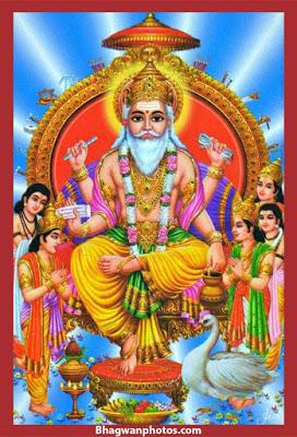 Vishwakarma Baba Image