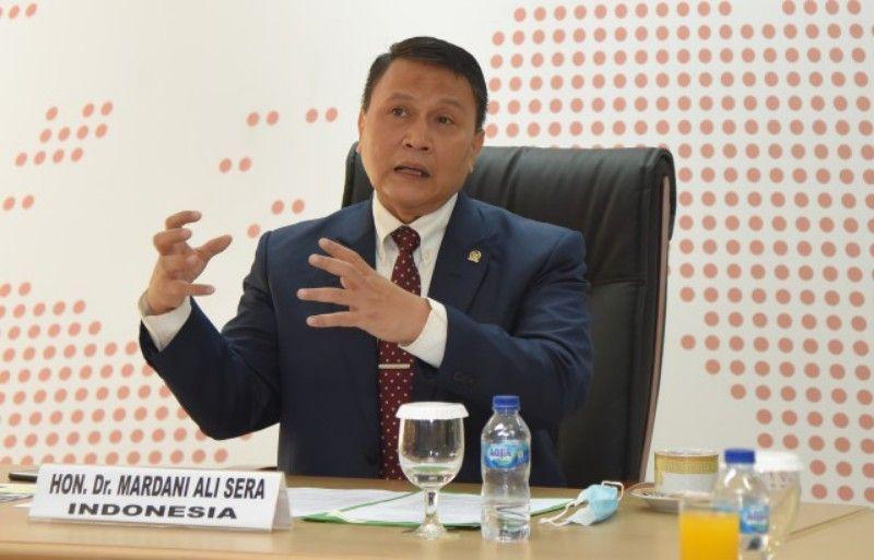Mardani Ali Sera Beberkan Alasan Megawati Diplot di BRIN Keputusan Kurang Tepat