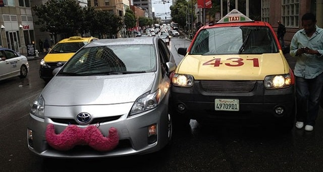 rights as a passenger after lyft accident
