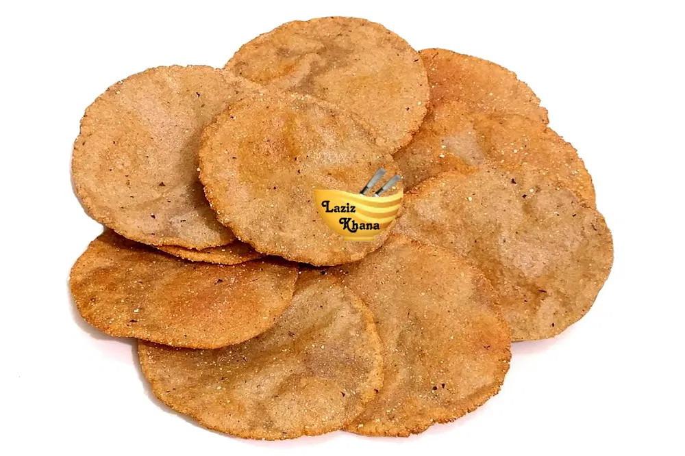 Kuttu Ki Puri Recipe in Hindi