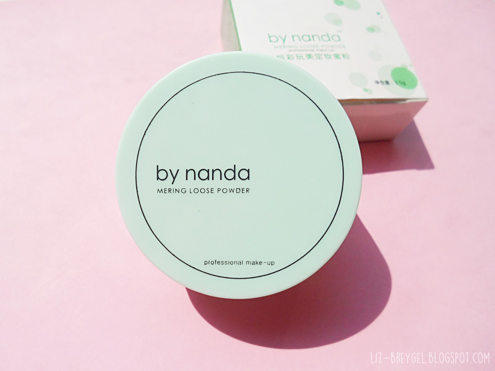 Mering Loose translucent Powder Nanda Review Swatches 3 concept eyes liz breygel