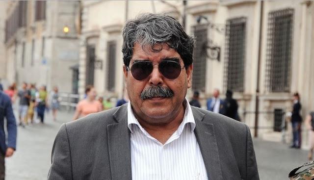 PYD Eş Başkanı Salih Müslim: İran da Suriye rejimi gibi