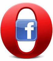 Cara Daftar Facebook lewat Opera Mini HP