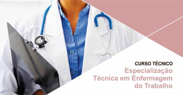 Especialização técnica em enfermagem do trabalho online