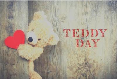 हैप्पी टेडी डे