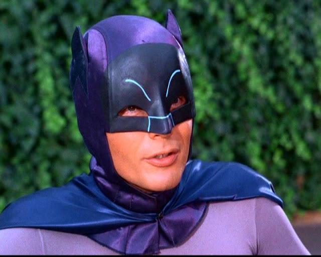 Batman 1966 Clock King tv Adam West Bill Finger