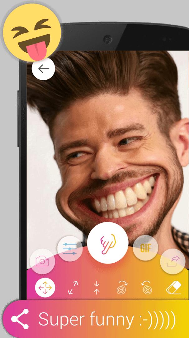 تحميل تطبيق Photo Warp للأندرويد 2019 - صورة لقطة شاشة (2)