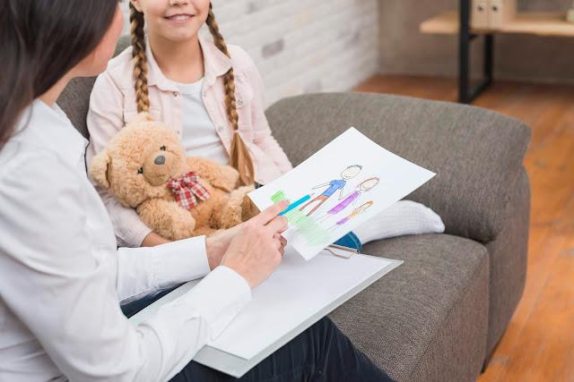 Coisas que você precisa saber para uma avaliação psicológica infantil.