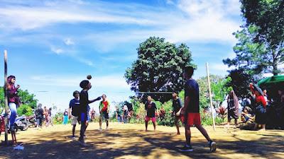 Merayakan Paskah IPPEMSI Lakukan Kegiatan Olahraga dan Seni di Malino Kota Bunga