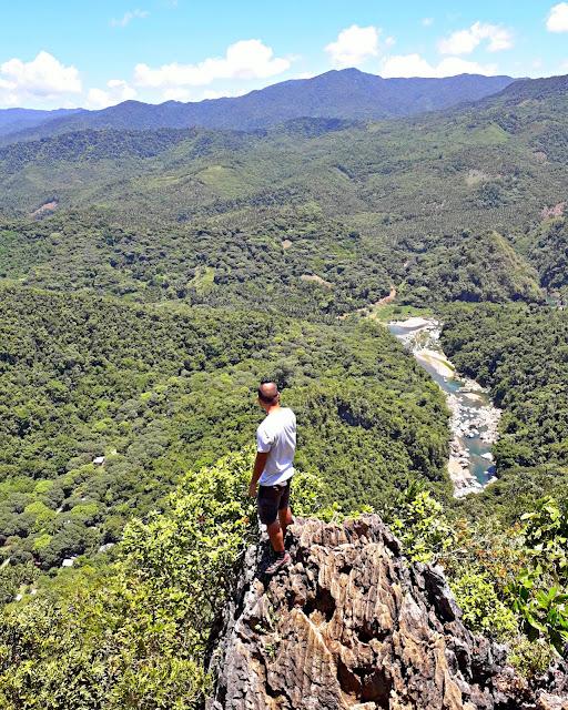 Marky Ramone Go atop Mt. Mamaru