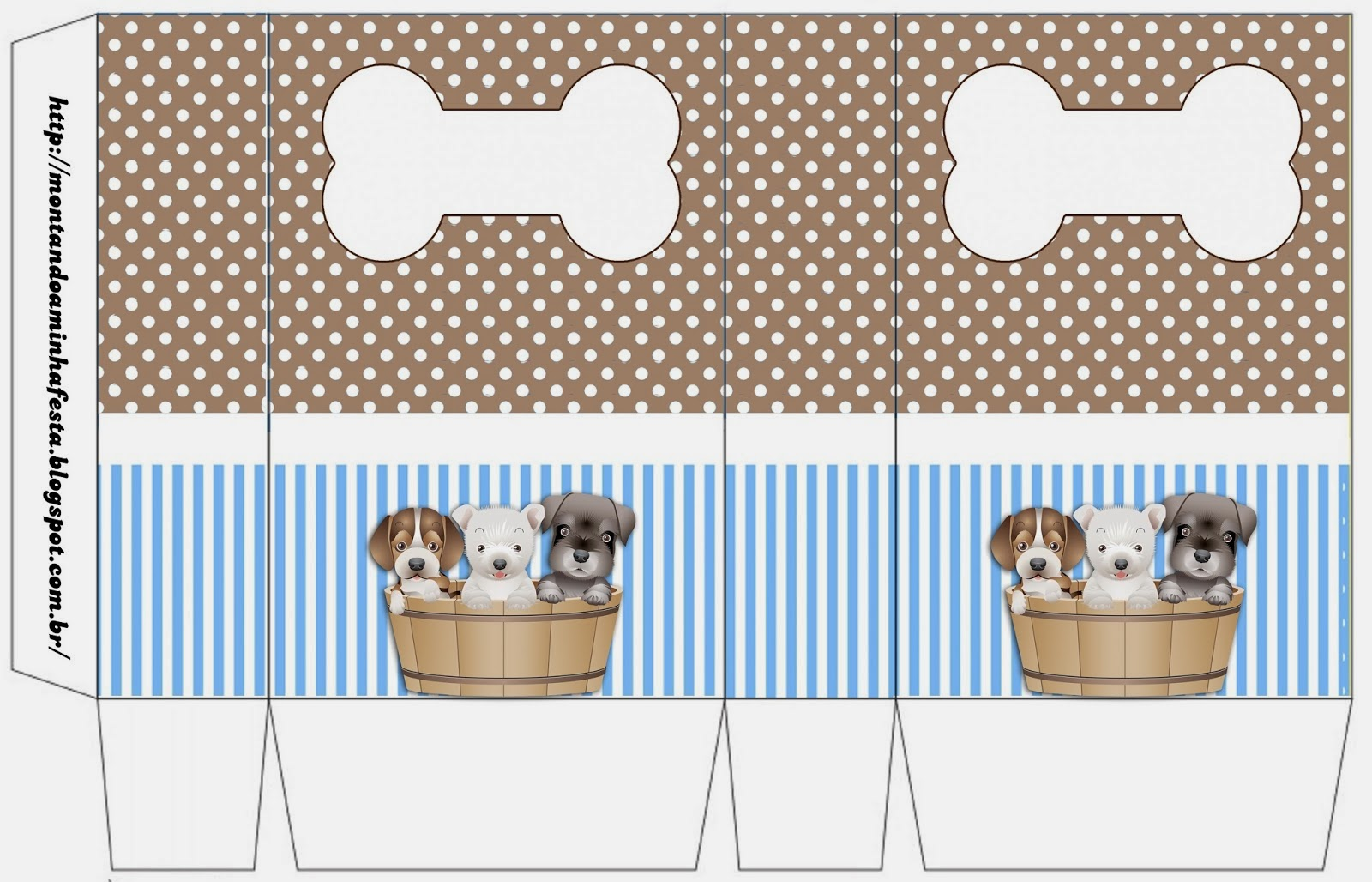 Perritos: Cajas para Imprimir Gratis. | Ideas y material gratis para ...