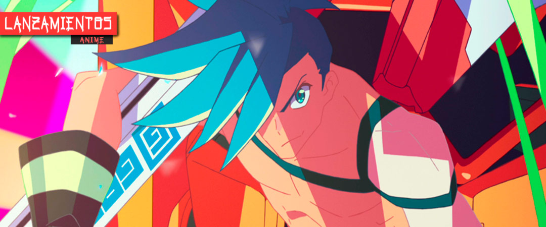 Novedades Selecta Visión marzo 2021 - anime