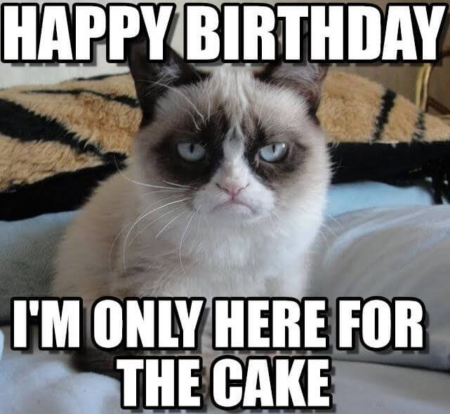 75 Funny Happy Birthday Memes For Friends and Family (2018 ...